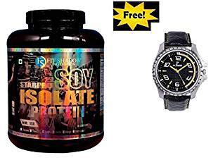 FIT SHADOW 90% Soy Isolate Protein Powder Sugar Free Low Fat Low Carb Best Protein Supplement For Men Women Boys Beginners. 2.5kg Rich Milk Chocolate