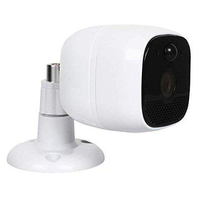 visionrabbit Jasoos Survilliance Battery Powered Waterproof Wireless HD 1080p IP Camera with Night Vision, Motion Detection and Two-Way Audio, 6 Months Battery Back-up