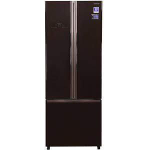 Hitachi WB480PND2 456 L Frost-free French Door Refrigerator GBW (Brown)