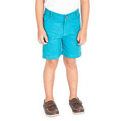 Cherry Crumble California Tracker Shorts (3-4 Years) Blue