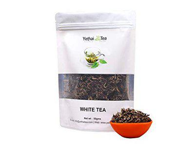 Yethai No Chemicals White Tea for Men and Women (50 g/Min 35 Cups)