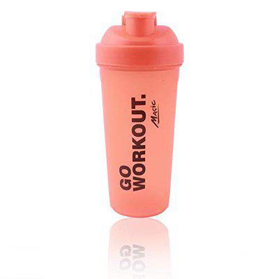 VELLORA Go Workout Gym Bottle (Bpa Free, Non-Toxic Made, Leak Proof) Shaker Bottle/Protein Shaker/Sipper Bottle/Gym and Water Bottle