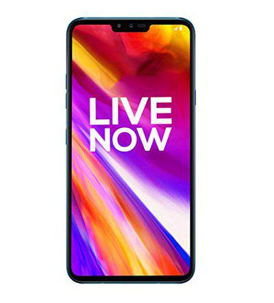(Renewed) LG V40 ThinQ (Blue, 6GB RAM, 128GB Storage)