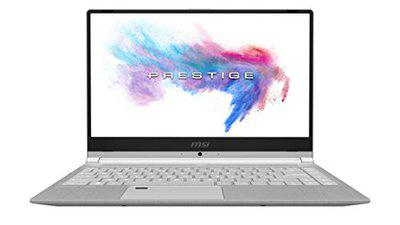 MSI PS42 Prestige Core i5 8th Gen  8 GB 512 GB SSD Windows 10 Home PS42 MODERN 8MO075IN Thin and Light Laptop14 inch Silver 119 kg