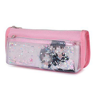 INSTABUYZ Shoe Zipper Pencil Pouch for School Collage Students Pen Pencil Case Stationery