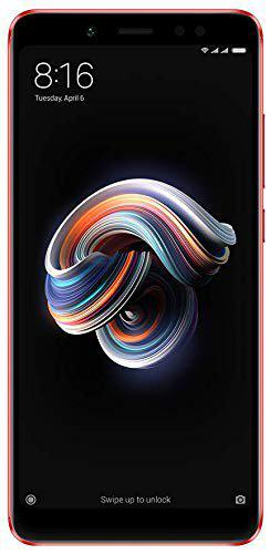 (Renewed) Redmi Note 5 Pro (Red, 6GB RAM, 64GB Storage)