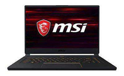 MSI Core i7 9th Gen  16 GB 1 TB SSD Windows 10 Home 8 GB Graphics NVIDIA GeForce RTX 2070 Max Q GS65 Stealth 9SF635IN Gaming Laptop156 inch Black 188 kg
