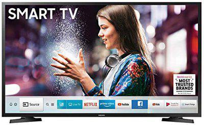Samsung 80 cm 32 Inches HD Ready LED Smart TV UA32N4200 Black 2019 model