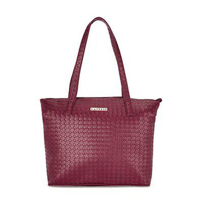 Caprese Sydney Women's Tote Bag (Grape)
