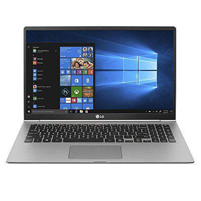 LG Gram Thin and Light Laptop - 15.6 Full HD IPS Display Intel Core i5 8th Gen 8GB RAM 256GB SSD Back-lit Keyboard - Dark Silver - 15Z980-U.AAS5U1