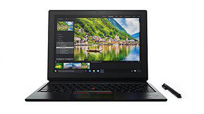 Lenovo ThinkPad X1 2-in-1 Tablet Laptop (12 IPS Touchscreen 2160x1440 FHD+, Intel Core m7-6Y75, 256GB SSD, 8GB RAM, Pen Pro, Detachable Keyboard, 1.7lbs, Windows 10 Professional)