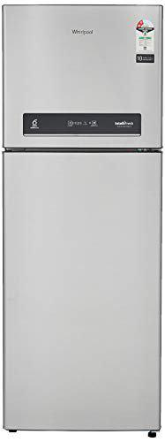 Whirlpool 340 L 2 Star ( 2019 ) Frost-Free Double Door Refrigerator (IF CONVERTIBLE 355 ELT (2S), Alpha Steel)