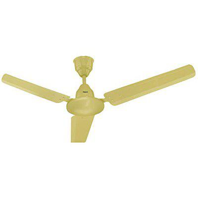 impEX AERO KING ABS High Speed 3 Blade Ceiling Fan with 1200 mm Sweep and 350 Rpm (Ivory, Small)
