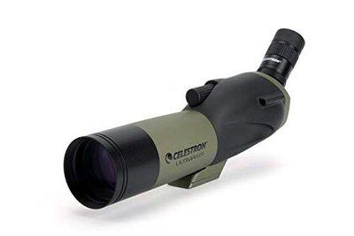 CELESTRON Ultima 65-45 Degree Spotting Scope with Smartphone Adapter
