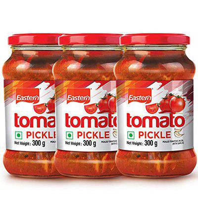 Eastern Tomato Pickle, 300 g (Pack of 3)