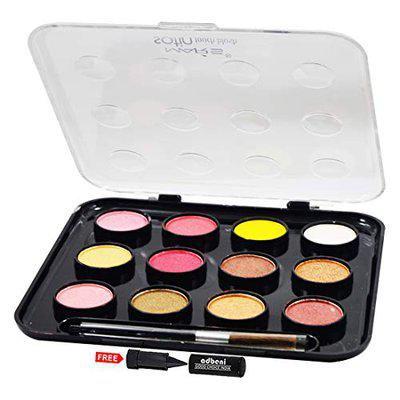 Mars Satin Touch Blush-9920B With Free Adbeni Kajal Worth Rs.125/-