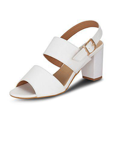 Kielz White's Sandals-39 EU