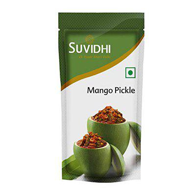 Suvidhi Mango Pickle 200gm Each Pack of 4
