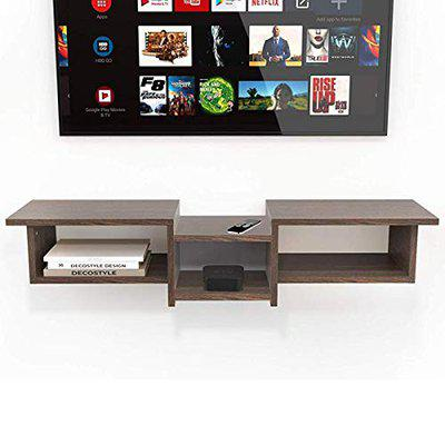 Decostyle TV Entertainment Unit/TV Cabinet Stand - Wenge