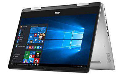 Dell Inspiron 14 5482 2-in-1 14 Inch FHD Touchscreen Convertible Laptop Core i5 8th Gen/8 GB/512GB SSD/Windows 10/MS Office/2GB NVIDIA Graphics/Silver/1.7 kg Thin and Light Laptop