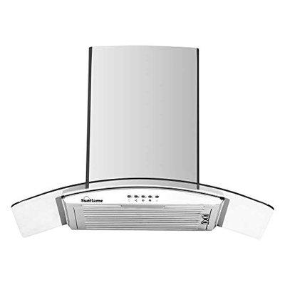 SUNFLAME CHIMNEY EDGE 60 SS