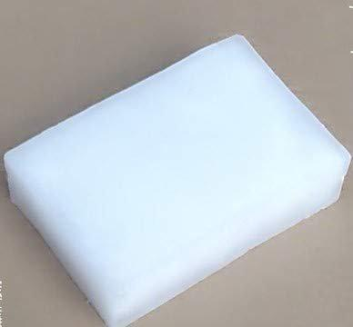 SATYAM KRAFT Paraffin Wax for Candle Making Craft Supply Diwali Candles Decoration Candle Home Decoration (500 gm Paraffin Wax)