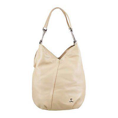 Mochi Women Tan Synthetic Handbag (66-8203-23-10)