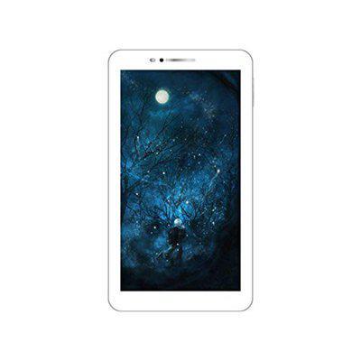 I Kall N8 3G Calling Tablet with 7 Inch Display Dual Sim 1GB Ram and 8GB Internal Memory White