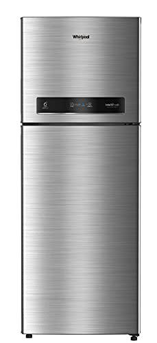Whirlpool 340 L 3 Star Inverter Frost-Free Double Door Refrigerator (IF INV CNV 355 ELT COOL ILLUSIA(3S), Cool Illusia)