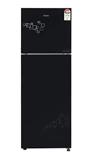 Haier 278 L 4 Star ( 2019 ) Inverter Frost-Free Double Door Refrigerator (HRF-2984PMG-E, Silver Convertible)