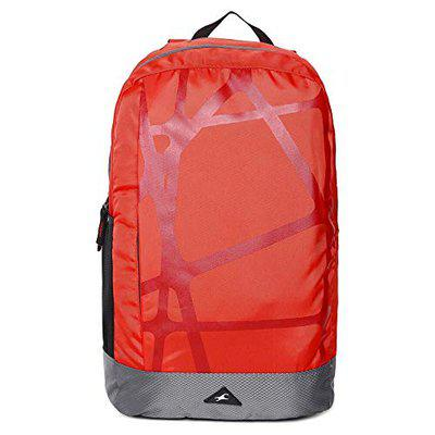 Fastrack 20 Ltrs Red Casual Backpack (A0635NRD02)