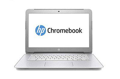 Newest HP 14-inch Chromebook HD SVA (1366 x 768) Display, Intel Dual Core Celeron N2840 2.16GHz, 4GB DD3L RAM, 16GB eMMc Hard Drive, Bluetooth, HDMI, Stereo Speakers, HD Webcam, Google Chrome OS