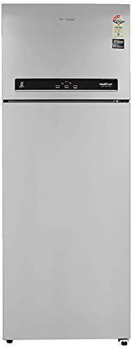 Whirlpool 500 L 3 Star Frost-Free Double-Door Refrigerator (IF CNV 515 (3S), Alpha Steel)