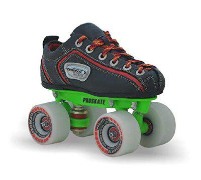 Proskate Project II 65 mm Super High Speed Roller Skate Combo for Road (J13)