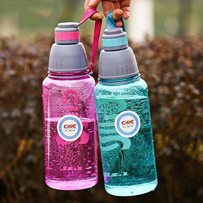 SATYAM KRAFT Cille detox water bottle, sports bottle - 1 pcs, 900 ml (Random)