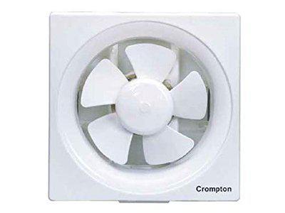 Crompton Ventilus 10-inch Exhaust Fan (White)