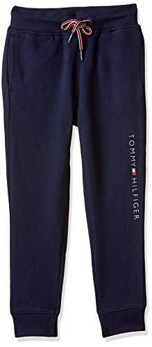 Tommy Hilfiger Baby Boy's Regular fit Trousers (A9ACN1202T_Black Iris_2t)