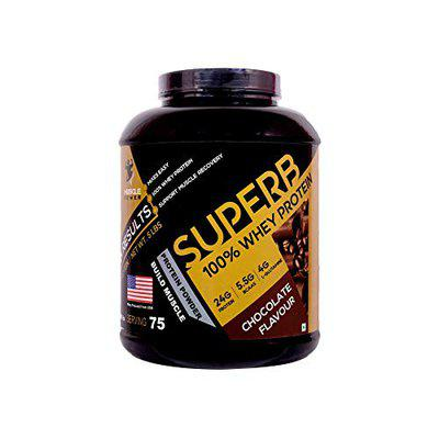 Muscle Power 100% Superb Whey Protein Isolate