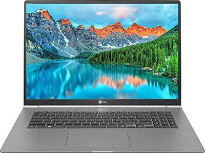 LG Gram 17 WQXGA (2560 x 1600) IPS Ultra-Lightweight Laptop, Intel Quad-Core i7-8565U up to 4.6GHz, 16GB DDR4, 256GB SSD, Backlit Keyboard, Fingerprint ID, Thunderbolt, Bluetooth, Webcam, Windows 10