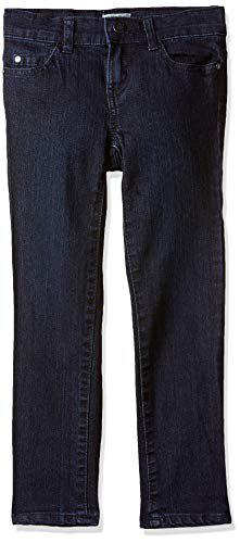 The Children's Place Girl's Skinny Fit Jeans (2025026_Super Dk Ind_14)
