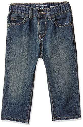 The Children's Place Baby Boy's Skinny Fit Jeans (202702404_Tide Pool_6-9M)