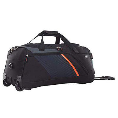 SKYBAGS ARCO DFT 67 (H) Black Duffle Trolly Bag