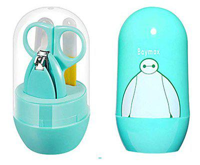 Gilli Shopee Infant and Toddler Grooming Kit with Scissors - The Best Baby Gift for Girls and Boys (Colour May Vary)