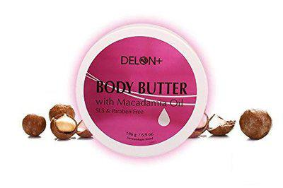 Delon- Made In Canada Grapeseed Body Butter, 196g