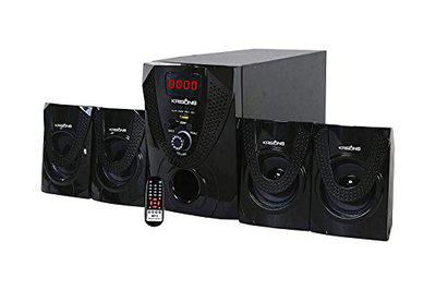 Krisons Nexon 4.1 Bluetooth Home Theater Speaker System