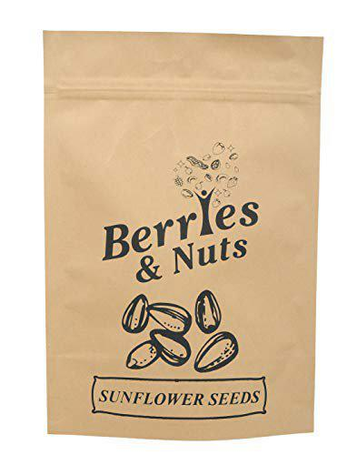 Berries And Nuts Raw Sunflower Seeds   Sunflower Seeds Without Shell   5 Kg