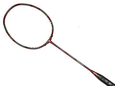 Apacs Z-Ziggler Unstrung Badminton Racquet Without Cover, Red