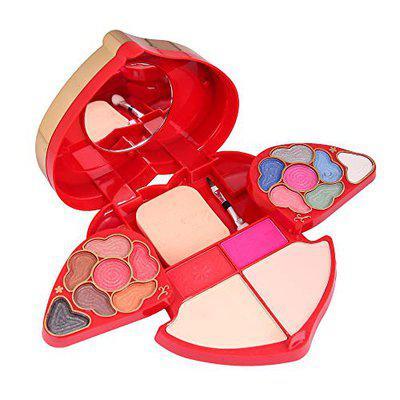Mars MAKEUP KIT 14 Eyeshadow+2 Blusher+2 Compact Powder FREE under eye cream Makeup