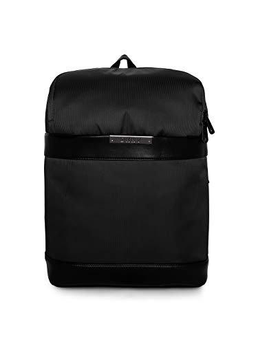 DKNY Mens ACE Backpack Black