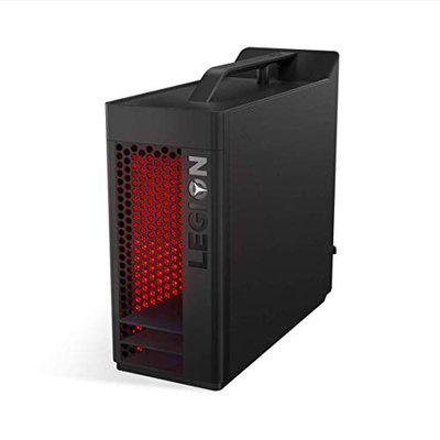 Lenovo Legion T530 Gaming Desktop (9th Gen Intel Core i5-9400/8GB/1TB SSD/Windows 10/MS Office 2019/NVIDIA GTX 1660Ti 6GB GDDR6 Graphics), Raven Black (90L300BGHA)